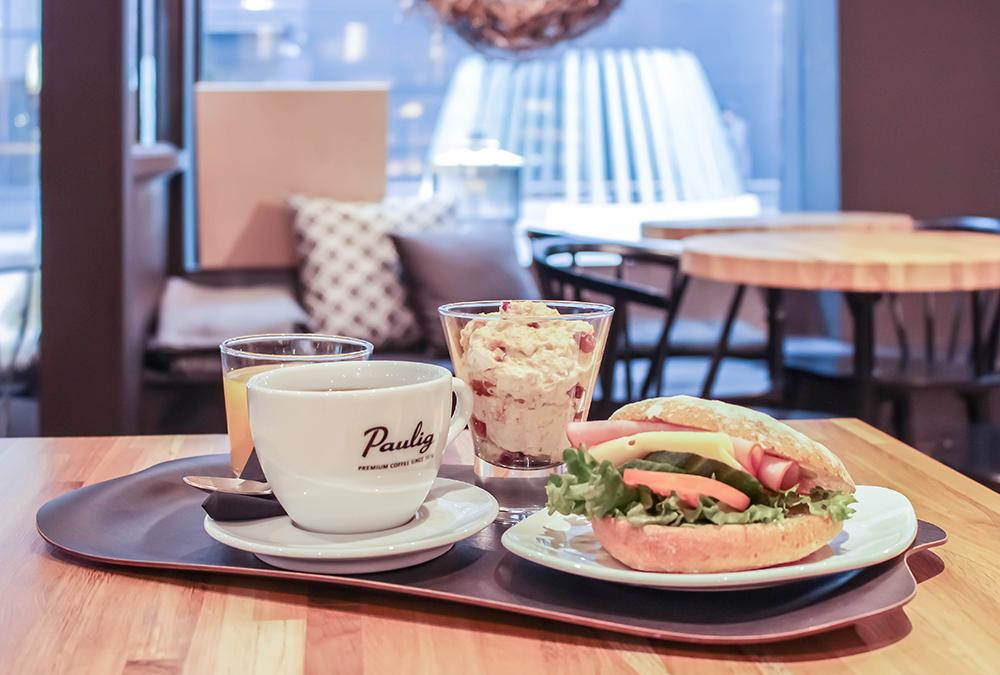 Tampereen Bakery Cafe - aamupala tunnelmallisessa kahviossa