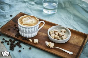 Tampereen Bakery Cafe - aamupalalla erikoiskahvit vastapaahdettuna