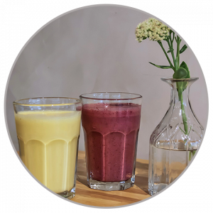 Tampereen Bakery Cafe - aamupalalle smoothie