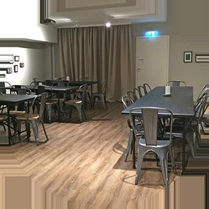 Tampereen Bakery Cafe - yksityistilaisuudet - kokous- ja juhlatila